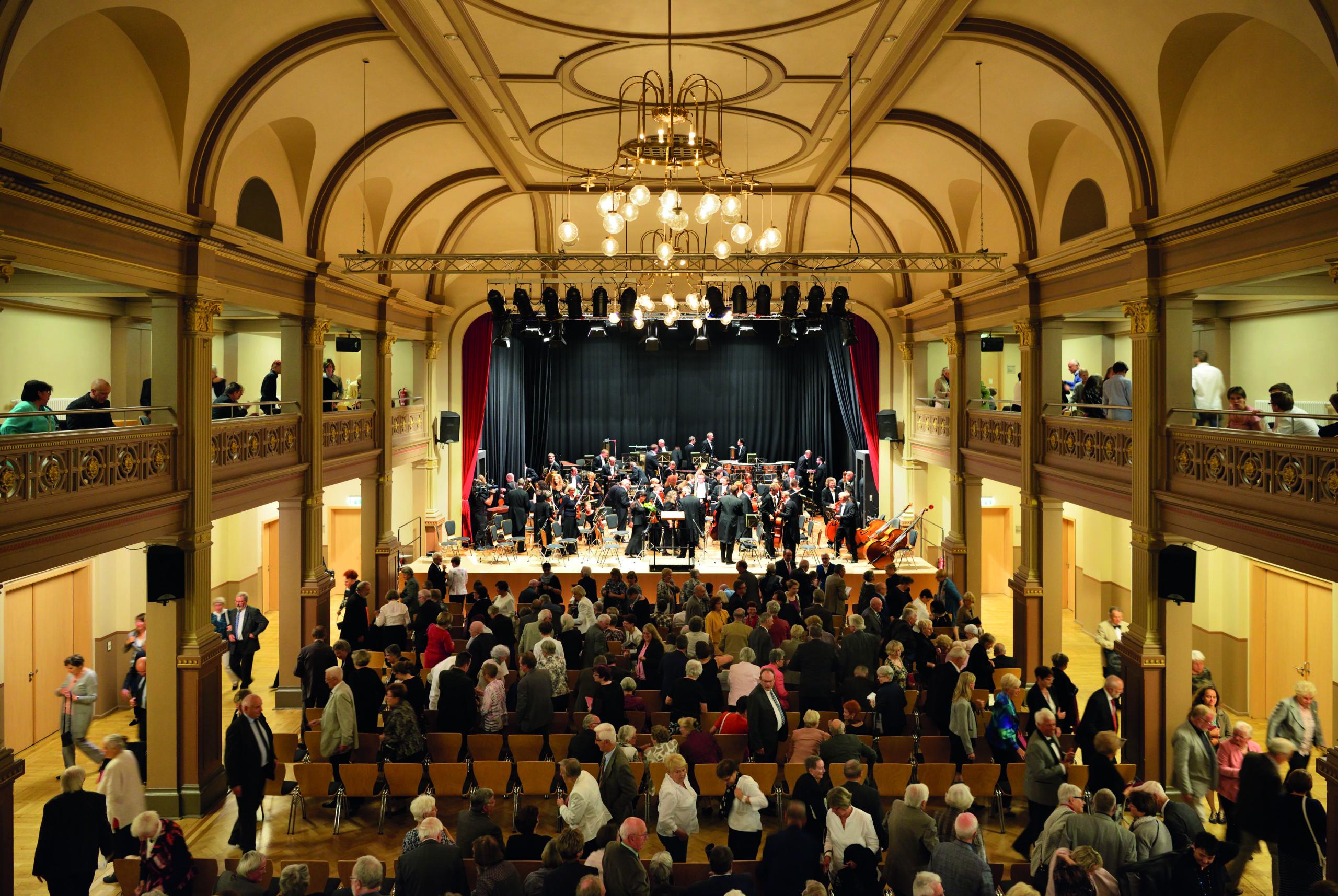 Stadthalle Gotha